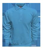 Polosweater bedrukken